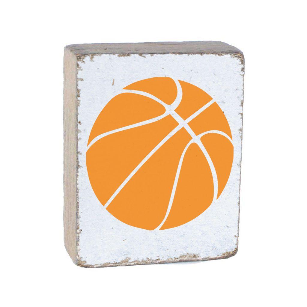 White Tumbling Block, Basketball