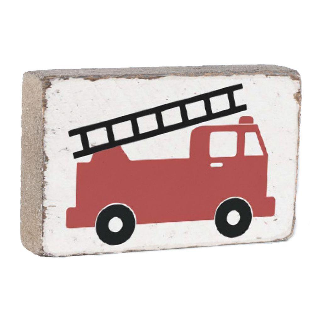 Firetruck XL Block