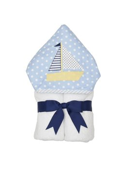 Towel Sailboat Everykid Towel