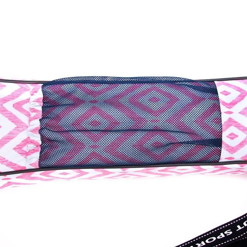 Lacrosse Bag Zip-it & Rip-it by Scout, Pretty in Pink