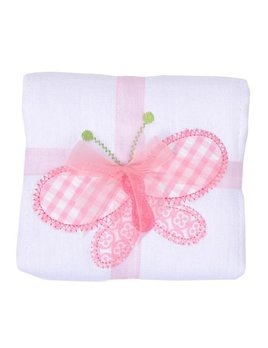 Burp Cloth Butterfly Burpcloth