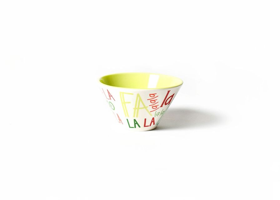 Bowl Fa La La Firs Mod Small Bowl
