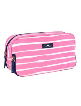 Toiletry Bag 3 Way Bag by Scout, Picasso Pink