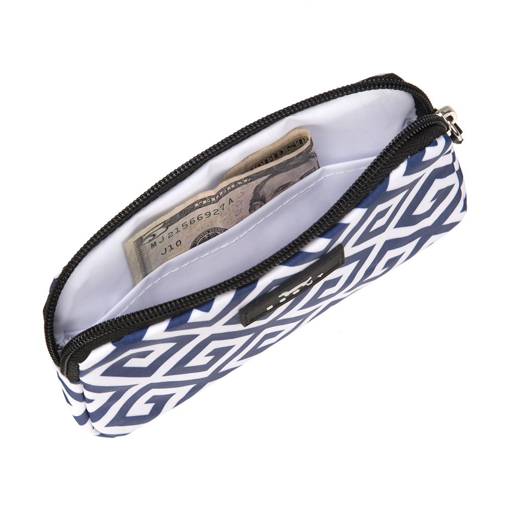 Cosmetic Bag Just in Case by Scout, Bid Day Blue