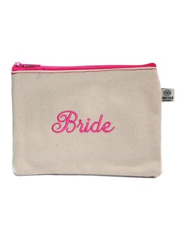 Cosmetic Bag Bride Bittie Bag