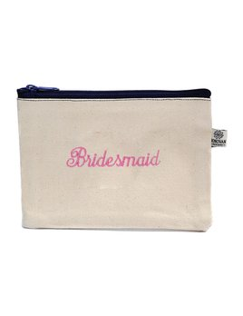 Cosmetic Bag Bridesmaid Bittie Bag
