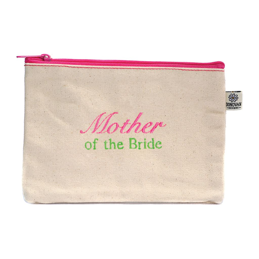Cosmetic Bag Mother of the Bride Bittie Bag