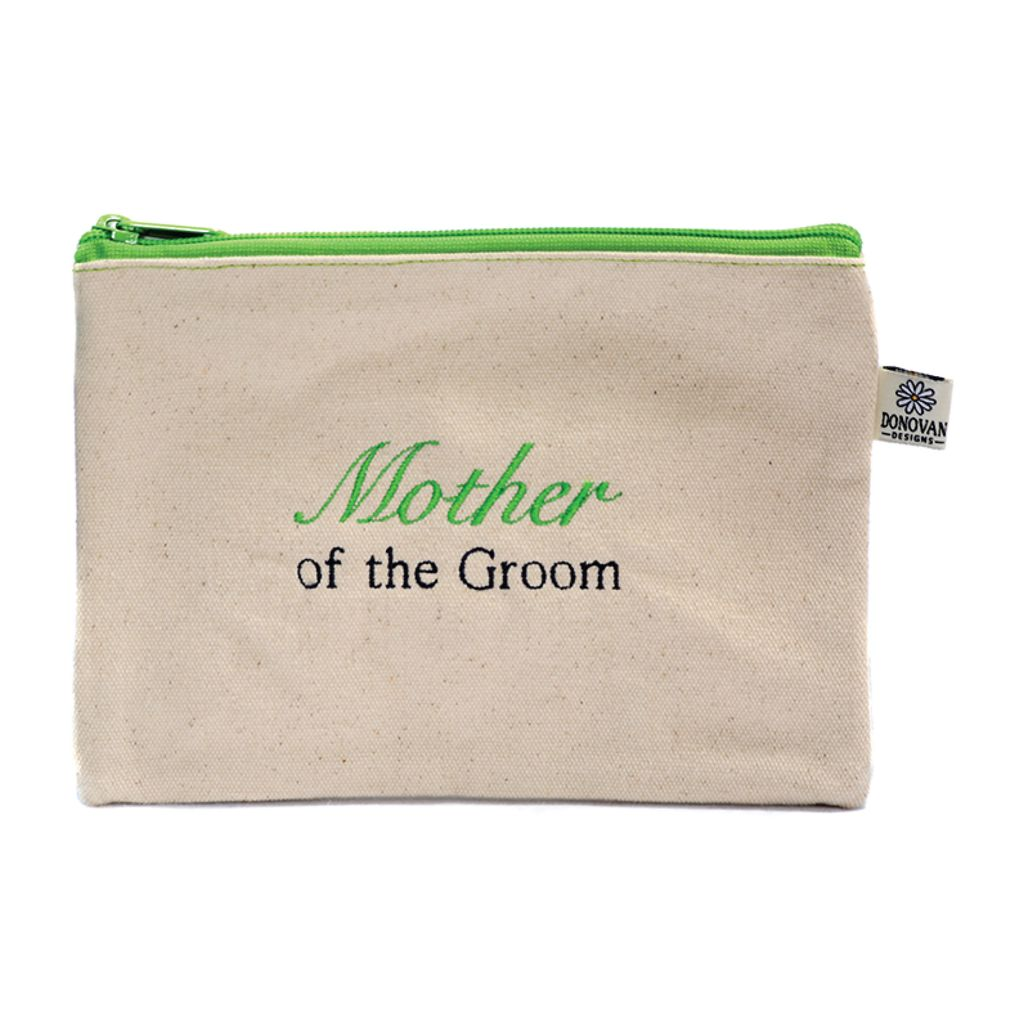 Cosmetic Bag Mother of the Groom Bittie Bag