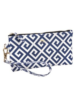 Wristlet Kate Wristlet by Scout, Bid Day Blue