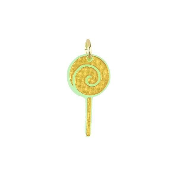 Charm Lollipop Acrylic Cutout Charn by Moon and Lola