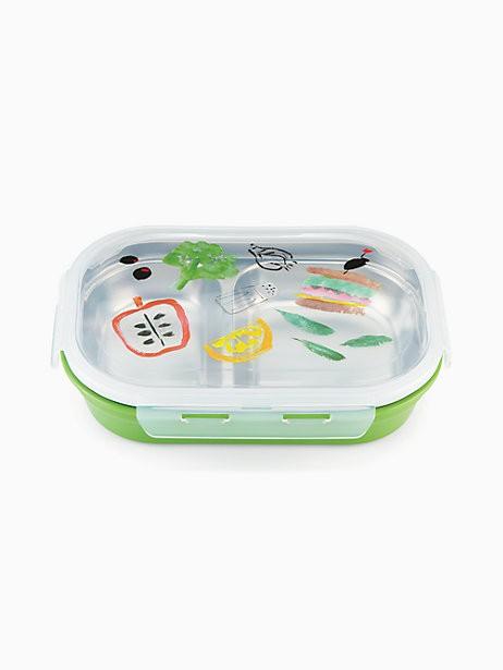 Kate Spade New York Pretty Pantry Lunch Box by Lenox