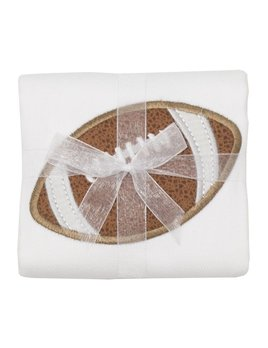 Burp Cloth Football Burpcloth