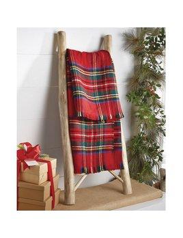 Blanket Tartan Plaid Blanket