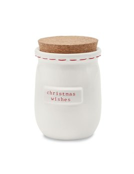 Jar Christmas Blessing Jar