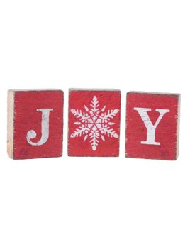 Red Tumbling Blocks, Joy Bundle, Snowflake