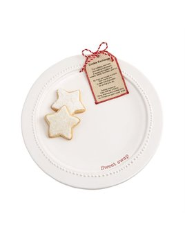PLATE Cookie Exchange Plate Set