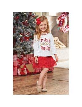 Merry Skirt Set