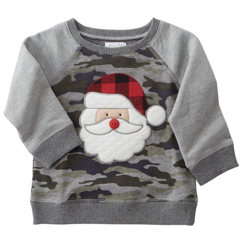 Sweatshirt Camo Christmas Sweatshirt