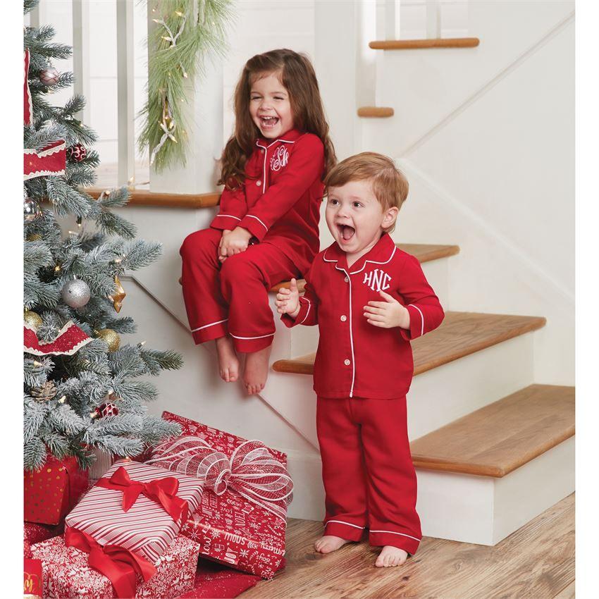 Christmas Pajama Set