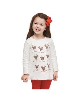 Shirt Reindeer Tunic