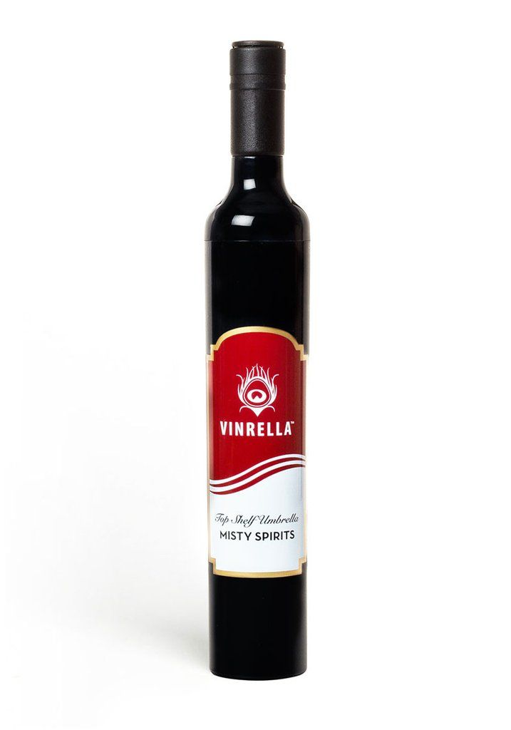 Umbrella Wine Bottle Umbrella - Misty Spirits