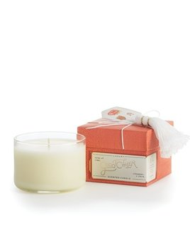 Good Cheer Demi Boxed Glass Candle by Illume