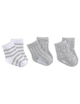 socks Tonal Socks - 3 Pack, Gray