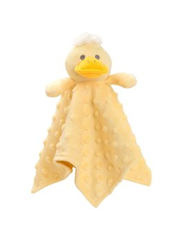 Yellow Ducky Security Blankie