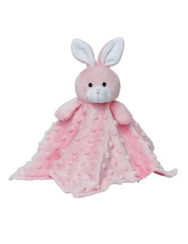 Pink Bunny Security Blankie