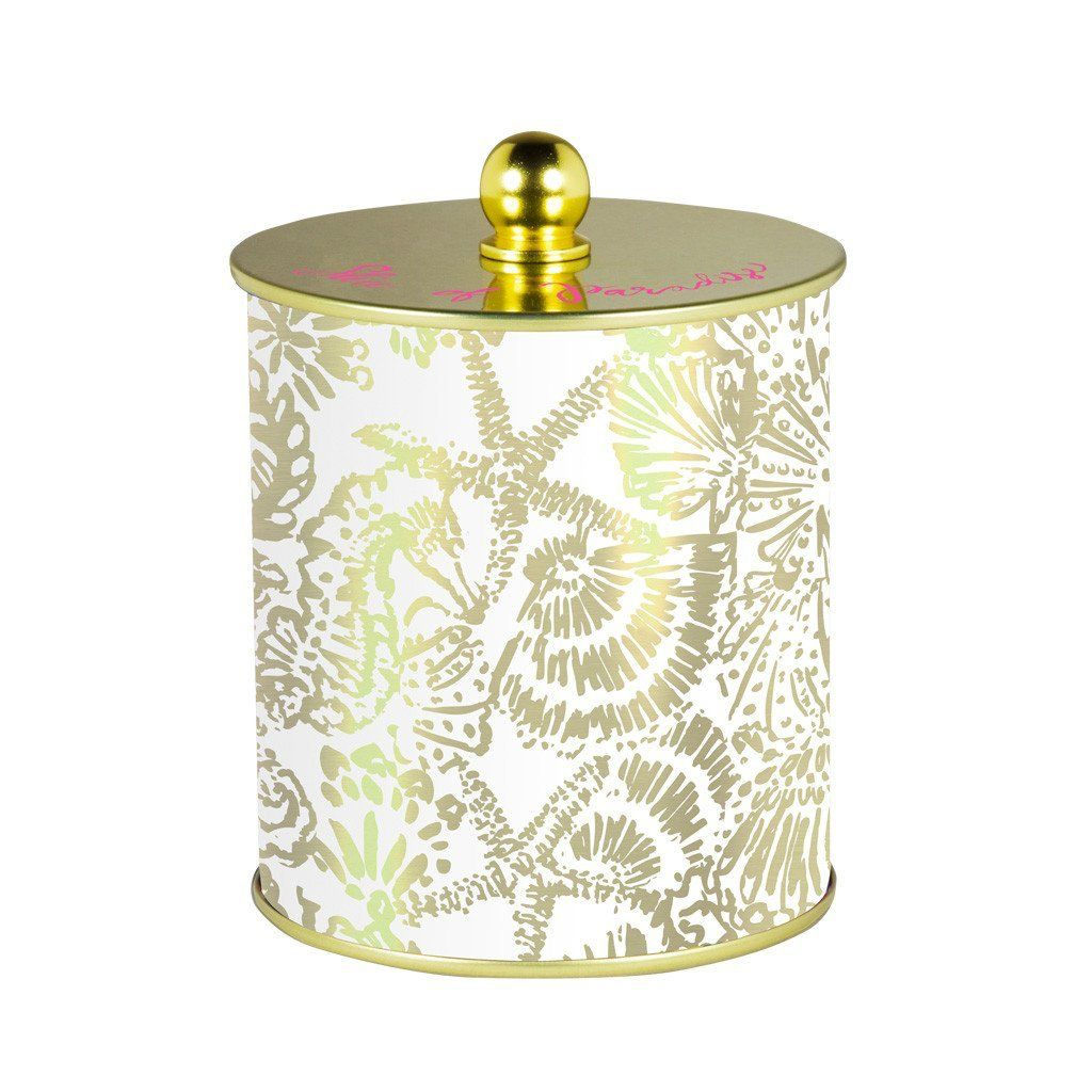 Lilly Pulitzer Jar Candle, Sea Life