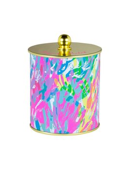 Lilly Pulitzer Jar Candle, Sparkling Sands