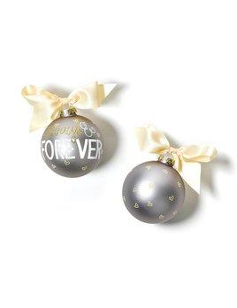 Ornament Always & Forever Glass Ornament
