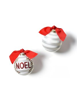 Ornament Noel Berry Glass Ornament