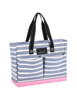 Tote Uptown Girl by Scout, Oxford Blues