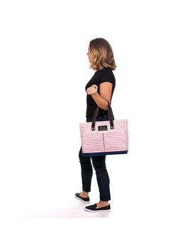 Tote Uptown Girl by Scout, Pillow Chalk
