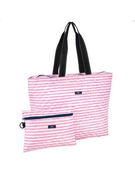 Tote Plus 1 by Scout, Pillow Chalk