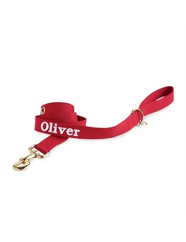 Monogrammed Dog Leash