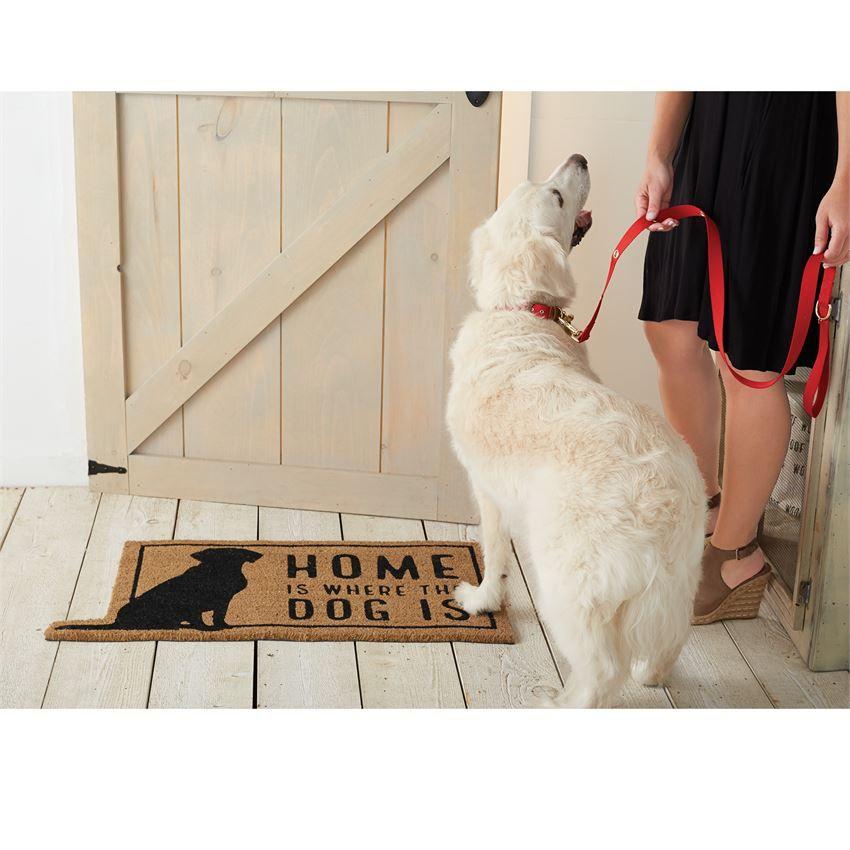Monogrammed Dog Leash