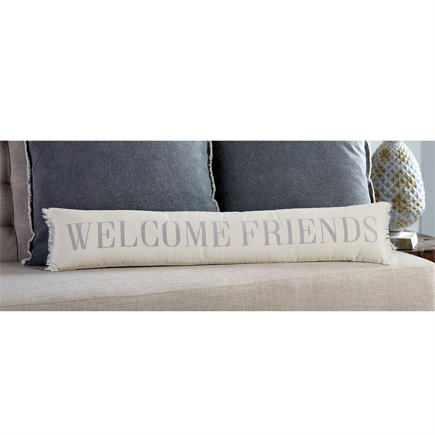 Pillow Welcome Friends Pillow