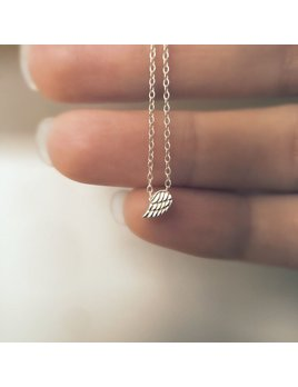 Necklace Always Near Necklace Sterling Silver by Shine Life