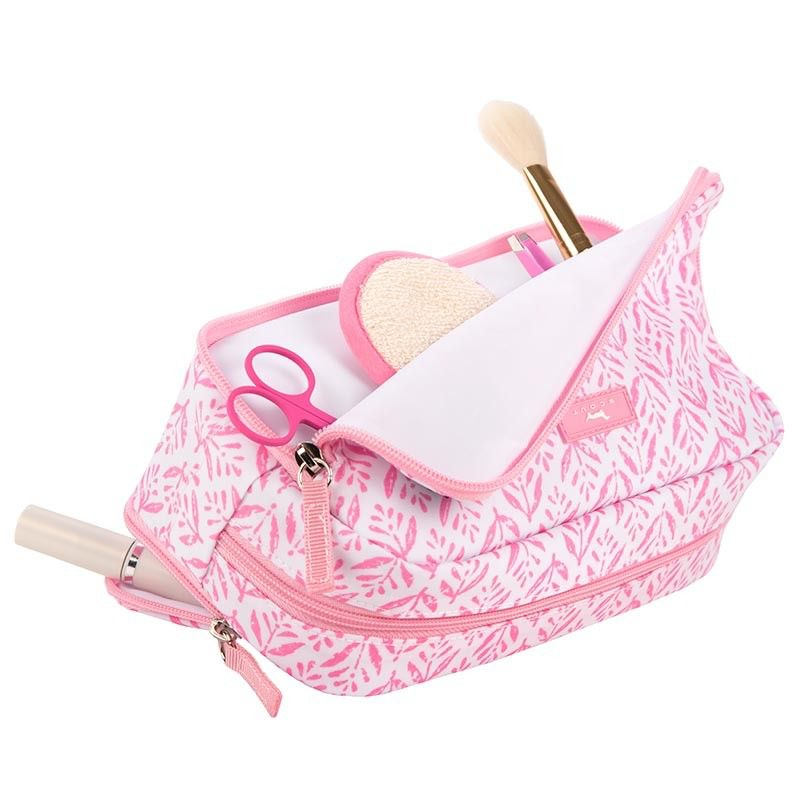 Cosmetic Bag 3 Way Bag by Scout, Rose Water