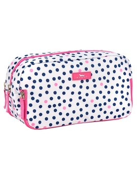 Cosmetic Bag 3 Way Bag by Scout, Guys and Dots