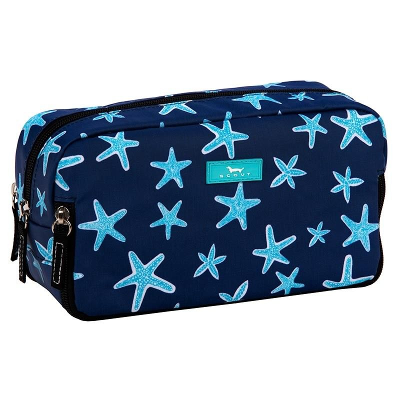 Cosmetic Bag 3 Way Bag by Scout, Fish Upon a Star