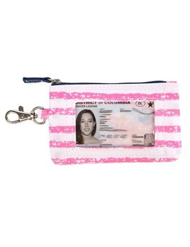 Wristlet IDKase by Scout, Pillow Chalk