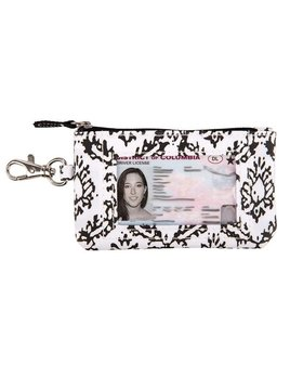 Wristlet IDKase by Scout, Midnight in Paris