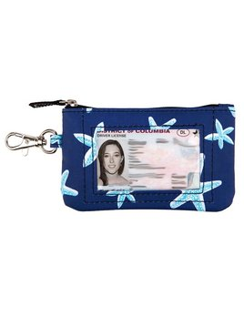 Wristlet IDKase by Scout, Fish Upon a Star