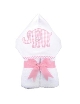 Towel Pink Elephant Everykid Towel
