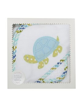 Towel Turtle Hooded Towel & Washcloth Set