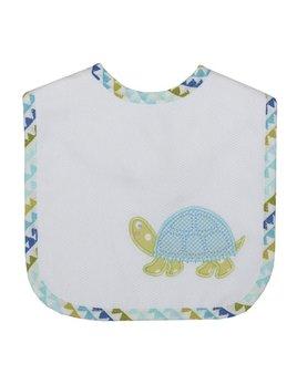 Bib Turtle Feeding Bib