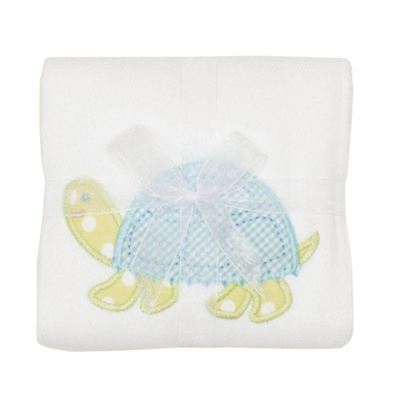 Burp Cloth Turtle Burp Cloth